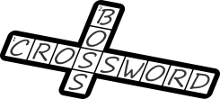 Crossword Boss Logo